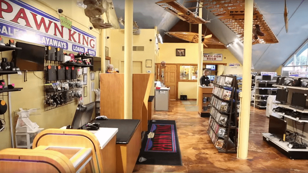 Pre-Owned Merchandise for Sale in Illinois & Iowa | Pawn King